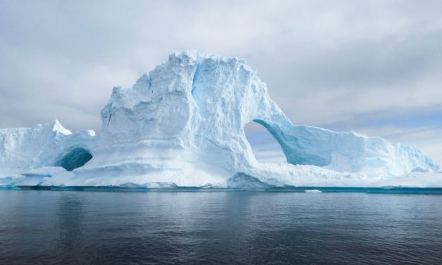 Scientists Find First Concerning Methane Leak in Antarctic