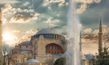 The Complicated History of Turkey's Hagia Sophia