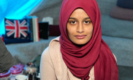 BREAKING: Shamima Begum May Return to UK to Fight Citizenship Ruling