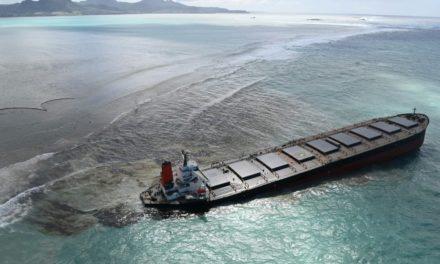 Oil Spill on Mauritius Coast Causes Environmental Concern