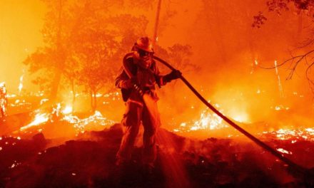 California Blazes Wreak Havoc