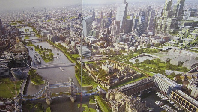 How London Can Achieve Net-Zero Emissions by 2050