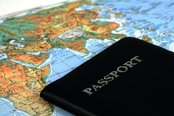 Citizenship by investment, passport