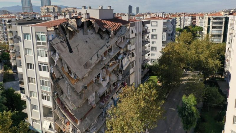 Truly Belong - Powerful earthquake hits Turkey and Greece