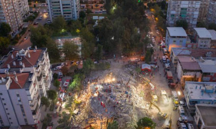 Powerful Earthquake Hits Turkey and Greece