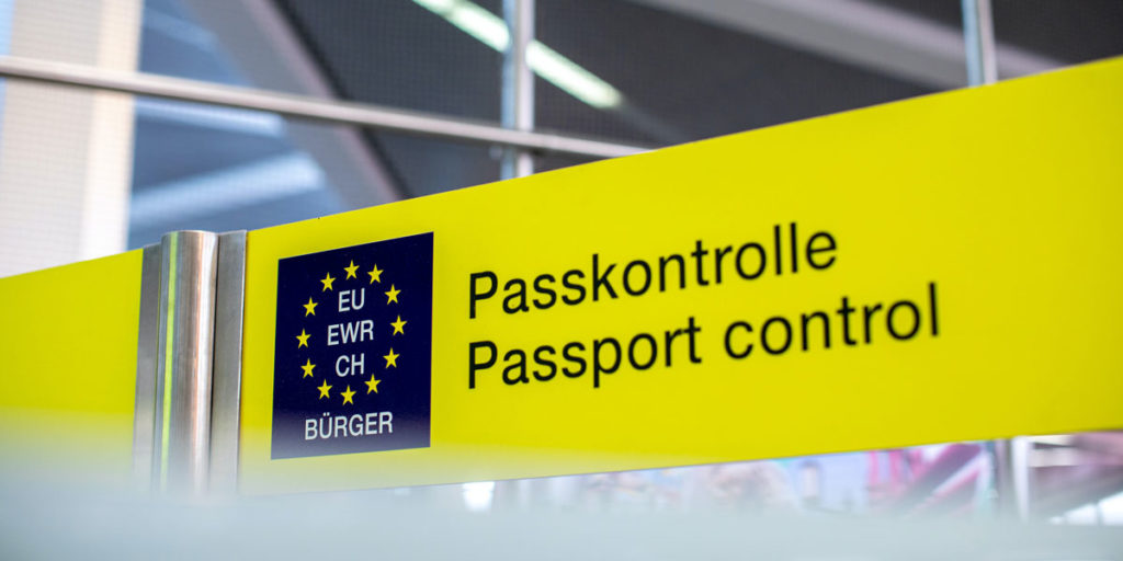 Truly Belong Artificial Intelligence at Border Control