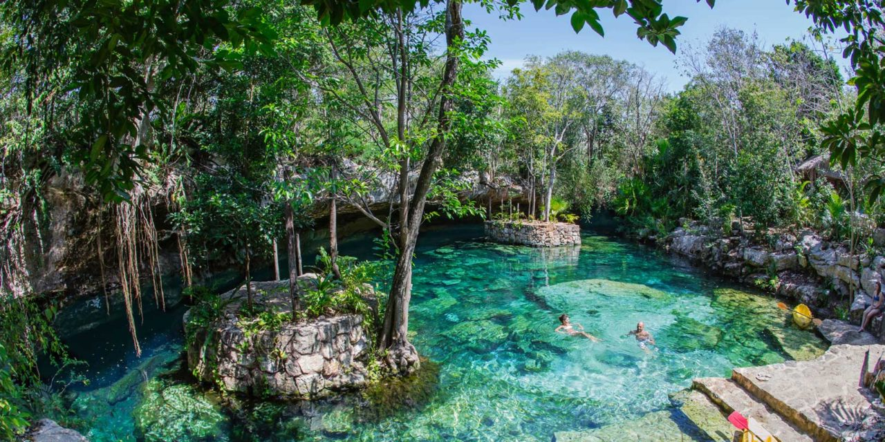 Dip Your Toes in These 10 Natural Caribbean Swimming Spots