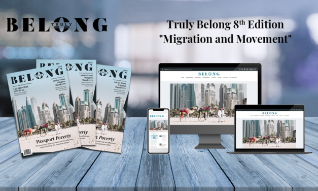 Truly Belong Editor Talks About New 'Migration and Movement' Issue